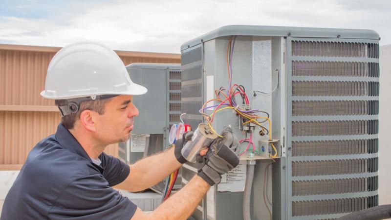 HVAC contractors in uae