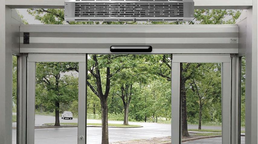 air curtains in uae