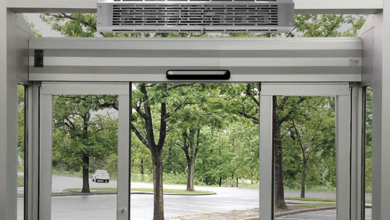 air curtains in uae